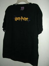 NWT YOUTH size XL or L HARRY POTTER EMBROIDERED T SHIRT