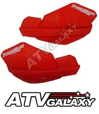 Powermadd TRAIL STAR REPLACEMENT Hand Guards Universal ATV MX Snow 34102 RED