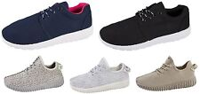 Womens Running Trainers Ladies Fitness Gym Sports Comfort Lace Up Shoes Size