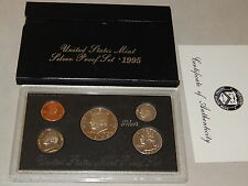 1995-S United States Mint SILVER Proof Set - US
