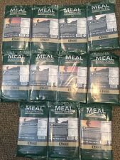 XMRE MRE Meal Ready To Eat No Water Needed Emergency Survival Dinners Food