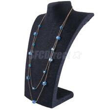Women Multilayer Beads Long Sweater Chain Pendant Necklace Fashion Jewellery