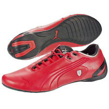 Puma Future Cat Ferrari M2 SF Shoes Trainers Size 38-42 Trainers Leather red