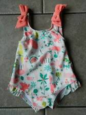 Swimsuit Gymboree,one piece swimsuit,bow straps,sz.0,3,6,12,18,24 M.,NWT
