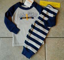 Boys Gymmies, Gymboree,pajamas,sleepwear,2-piece set,NWT,6,12M,4,5,6,All Star