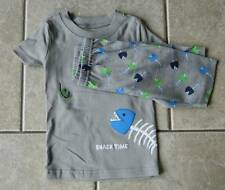 Gymmies Gymboree,BOYS pajamas,NWT,sleepwear,short set,sz.6,12,18M,2,3,4,5,yrs.