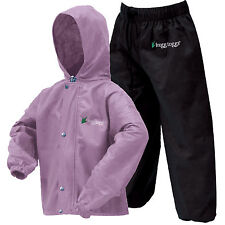 FROGG TOGGS FROG TOG POLLY WOGGS KIDS CHILDRENS RAIN SUIT Waterproof, Breathable
