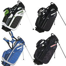 New Callaway Golf 2016 Hyper-Lite 5 Stand Carry Bag - Pick Color