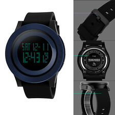 Unisex Lovers LED Wrist Watch Couples Outdoor Waterproof Sports Watch Bluelans
