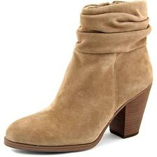 Vince Camuto Hesta Women  Round Toe Suede  Ankle Boot NWOB