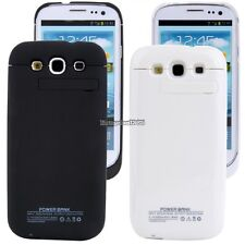 3200mAh Power Bank Backup Battery Charger Case For Samsung Galaxy S3 i9300 ED