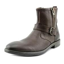 Kenneth Cole Reaction Wound About Men  Round Toe Leather Brown Boot