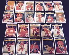 1982-83 OPC CALGARY FLAMES Select from LIST NHL HOCKEY CARDS O-PEE-CHEE