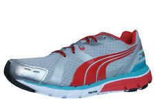 Puma Faas 600 Womens Running Trainers - Shoes - Silver - 8501 See Sizes