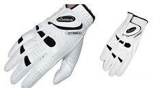 MENS CABRETTA LEATHER GOLF GLOVES MRH 12 FOR LEFT HAND GOLFERS ALSO CADET SIZES