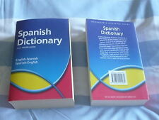 Spanish Dictionary by Wordsworth Editions Ltd (Paperback, 2006) 971 pages new