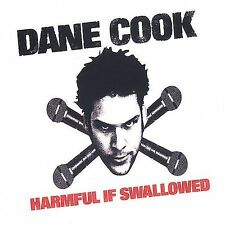 Harmful If Swallowed [PA] by Dane Cook (CD/DVD Jul-2003, Comedy Central Records)