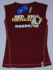 Reebok Washington Redskins Womens Astronomy Fitted T-Shirt - NFL