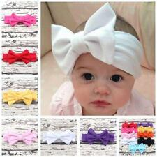 Cute Kids Girls Baby Headband Toddler Bow Flower Hair Band Accessories Headwear