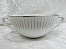 Noritake Biarritz 6006 - two handled Cream Soup Coupe  vgc