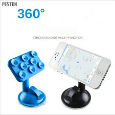 360° Rotation In-car Mount Bracket Holder Support Stand For Mobile Phone PDA GPS