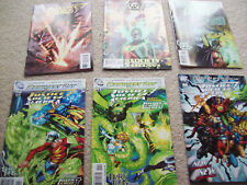 6 x justice society of america comics issues 40 41 42 43 44 46 dc comics