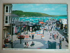 John Hinde Postcard - PRINCE OF WALES PIER, FALMOUTH, CORNWALL. Unused.