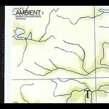 Ambient 1: Music for Airports [Digipak] [Remaster] by Brian Eno (CD,...