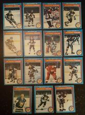 1979-80 OPC PITTSBURGH PENGUINS Select from LIST NHL HOCKEY CARDS O-PEE-CHEE