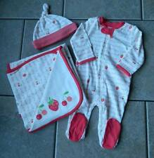 Outfit Gymboree Brand New Baby,Strawberries,3 pc.set,NWT,ssz.0,3,6 months