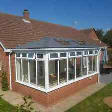 Tiled Conservatory Roof Edwardian Double Hipped 3m x 3m *Roof Only*