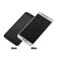 LCD Display Touch Screen Digitizer+Frame Assembly For Motorola X style X3 XT1575