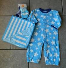 Outfit Gymboree Brand New Baby,Stars & Stripes,romper,blanket socks,NWT,4 pc.set