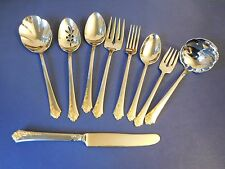 Oneida Golden Damask Rose Stainless flatware open stock Your choice Cube USA
