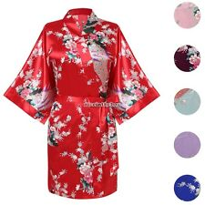 New Fashion Sexy Women Ladies Pajamas V-Neck Satin Loose Nightwear Dress N98B