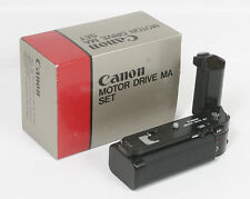 CANON MOTOR DRIVE SET MA, FOR A-1 AND AE-1 PROGRAM ONLY/160897