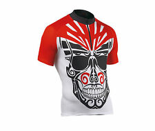 Short Sleeve JERSEY NORTHWAVE GHOST WHITE / red/JERSEY northwave Ghost WHITE/RE