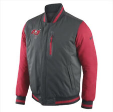 NFL Tampa Bay Buccaneers Nike Padded Quilted Reversible Full Zip Mens Jacket XL