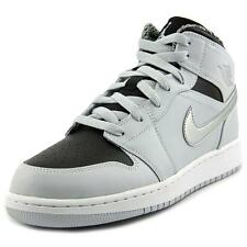 Jordan Air Jordan 1 Mid  Basketball Shoe Youth 5284