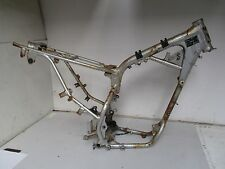 CCM C - XR 125 2009 MAIN FRAME CHASSIS HPI CLEAR 09 PLATE NO V5 ALL GOOD NUMBERS