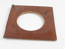 LENS BOARD, 225MM SQUARE, ROUGHLY 135MM HOLE/168530