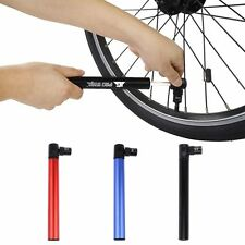 Mountain Bike Bicycle Mini Tire Ball Air Pump Inflator Presta & Schrader JG1002