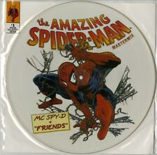 QUEEN - BRIAN MAY : MAXI - THE AMAZING SPIDER-MAN - PICTURE DISC
