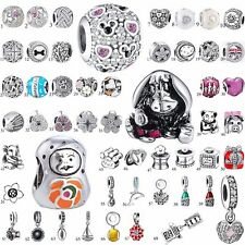 Charm Beads Pandent dangle For S925 Sterling silver charms Bracelets Necklace S1