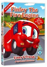 Finley The Fire Engine Vol 1 Finley And Friends DVD (UK) Children Animation Regi