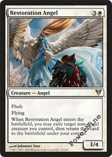 4 Restoration Angel - AUCTION Avacyn Restored Mtg Magic White Rare 4x x4