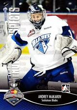 2013 ITG Heroes and Prospects Memorial Cup Set #16 Andrey Makarov