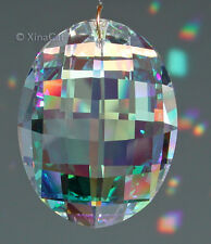 SWAROVSKI Matrix 8950-0021 32mm Austrian Crystal Clear AB Pendant Prism