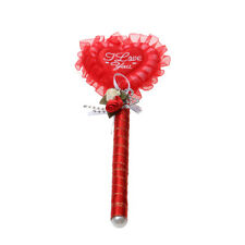 Pretty Love Heart Rose Signing Pen Guest Book Sign Pen Wedding Party Supplier