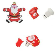 Xmas Santa/Sock USB Memory Stick Flash Drive Disk Data Storage 16GB/8GB/4GB